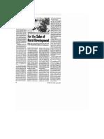 Saigon Times News Story 2-17-01