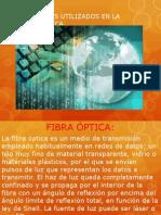 Materiales Utilizados en Informatica