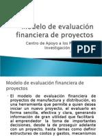 Modelo Evaluacion Financiera
