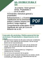 PROTEÍNAS.presentación ppt