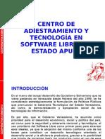 CENTRO DE ADIESTRAMIENTO Y TECNOLOGÍA