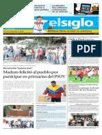 Edicion Impresa de 29 Junio de 2015 El Siglo