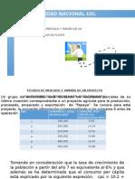 Diapositicas - Estudio de Mercado y Tamaño de Proyecto