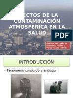Efectos Contaminacion Salud
