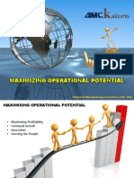 AMC Kaizen Maximizing Operational Potential