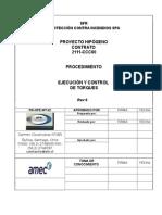 PR OPE MT 022 Torqueado