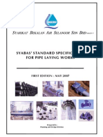 Syabas Specification 2007