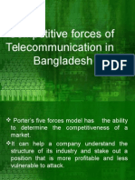 Telecomminication Porters Five Forces