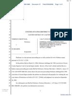 (HC) Terrence Brown Lee v. Kramer - Document No. 15