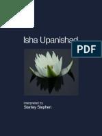 Isha Upanishad - An interpretation