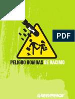 Informe Bombas de Racimo por Green Peace