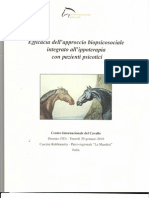 Efficacia dell'approccio biopsicosociale integrato all'ippoterapia con pazienti psicotici