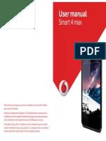 Vodafone Smart 4 Max - Vodafone Smart 4 Max User Guide