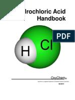 Hydrochloric Acid Article
