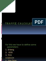 Traffic Calculation