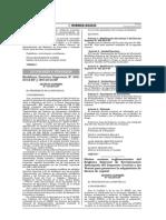 D.S. N° 153-2015-EF