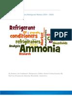 Ammonia Refrigerant Market (2014-2020)