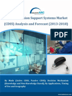 Clinical Decision Support Systems Market