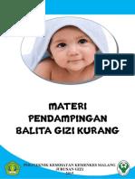 Booklet Pmt