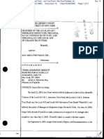 Trustees of the Local 813 I.B.T. Insurance Trust Fund, The Local 813 I.B.T. Pension Trust Fund, and The Local 813 and Local 1034 Severance Trust Fund v. Bay Area Portables, Inc. - Document No. 13