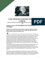 Los Años Que Remecieron a Chile- Revista Que Pasa