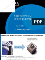 CO2 Sequestering