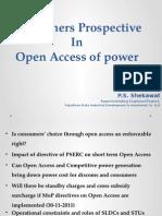 Open Access in power