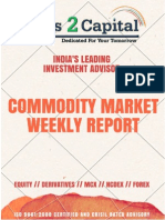 Commodity Research Report Ways2Capital 29 June 2015