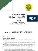 MR Rabu 15 April