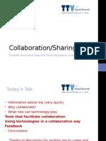Collaboration and sharing