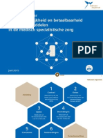 NZA Rapport 2015