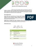 MWR-TWR White Paper