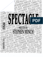 Stephen Minch - Spectacle