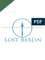 Lost Berlin