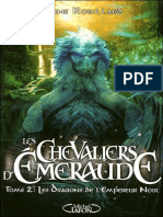 Les Chevaliers d Emeraude Tome 2