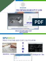 SPUWELD- Your Welding Assistant