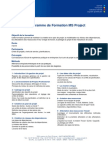 Download-Formation MS Project