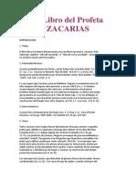 38. Zacarias
