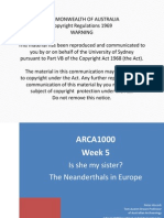 Hiscock ARCA1000 Wk 5 is She My Sister the Neanderthals in Europe V2(1)