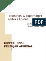 Hipofungsi Dan Hiperfungsi Korteks Adrenal