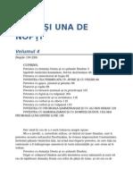 1001 De Nopti Vol.4
