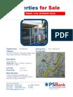 Properties for Sale Lot 3 Blk 2 Purity St Remanville Better Living Subd Bgy Don Bosco Parañaque City