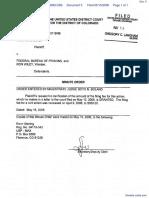 Sterling v. Federal Bureau of Prisons et al - Document No. 5