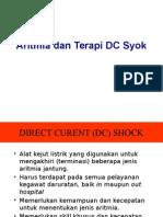 Adrie Aritmia Dan Terapi DC Syok