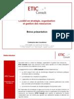 ETIC Consult