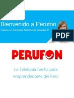 PeruFon (Central Telefonica Virtual)