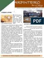 2º Informativo PSJO - O Carpinteiro