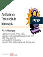 Auditoria em Tecnologia da Informação (disponível em- www.portalgsti.com.br).pdf