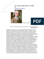 Por Qué Rousseau y Marx Tenían Razón