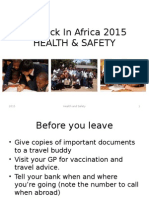 health and safety 2015